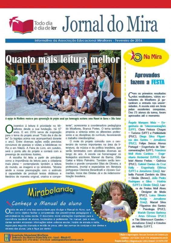 Jornal do Mira fevereiro